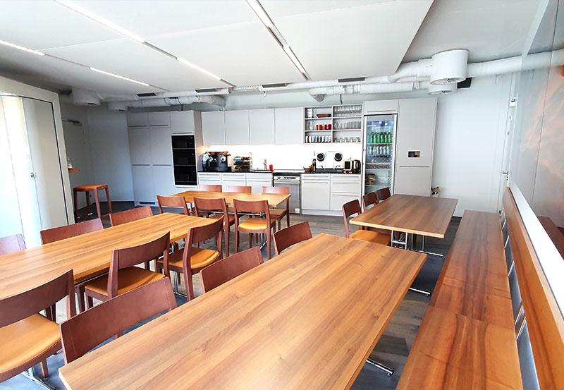 Cafeteria nespresso coworking pfaeffikon schwyz schweiz